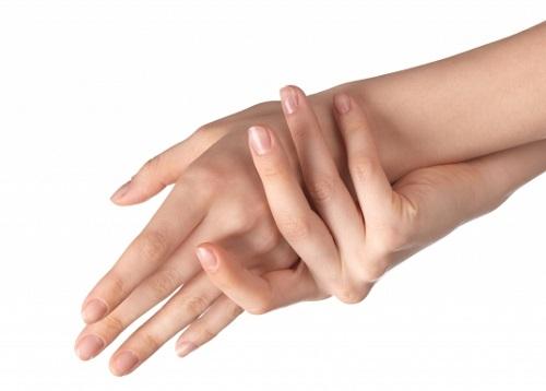産後の手首の痛み