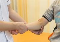 手首の治療