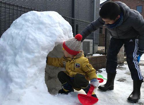 長崎市大雪